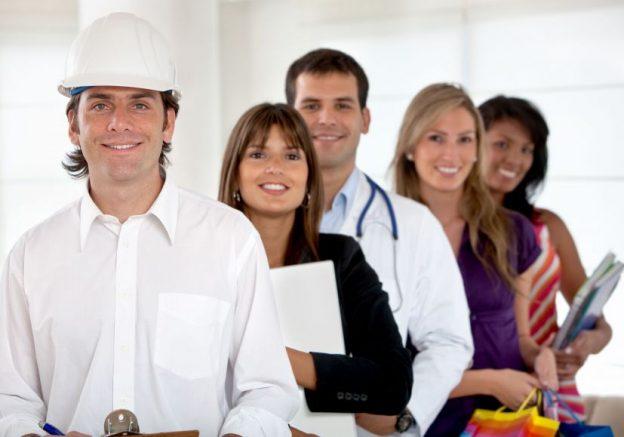 Job auf Stellenportal finden