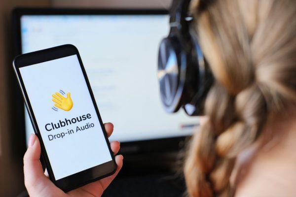 Bewerbung mit der Clubhouse App